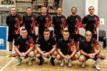 Turniej półfinałowy w halowej piłce nożnej o Puchar Dolnośląskiego Komendanta Wojewódzkiego PSP we Wrocławiu.