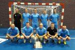 Turniej finałowy w halowej piłce nożnej o Puchar Dolnośląskiego Komendanta Wojewódzkiego PSP we Wrocławiu.