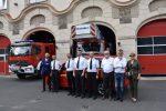 Wizyta niemieckich strażaków