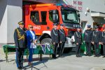 Nowy samochód ratowniczo-gaśniczy dla OSP Legnickie Pole